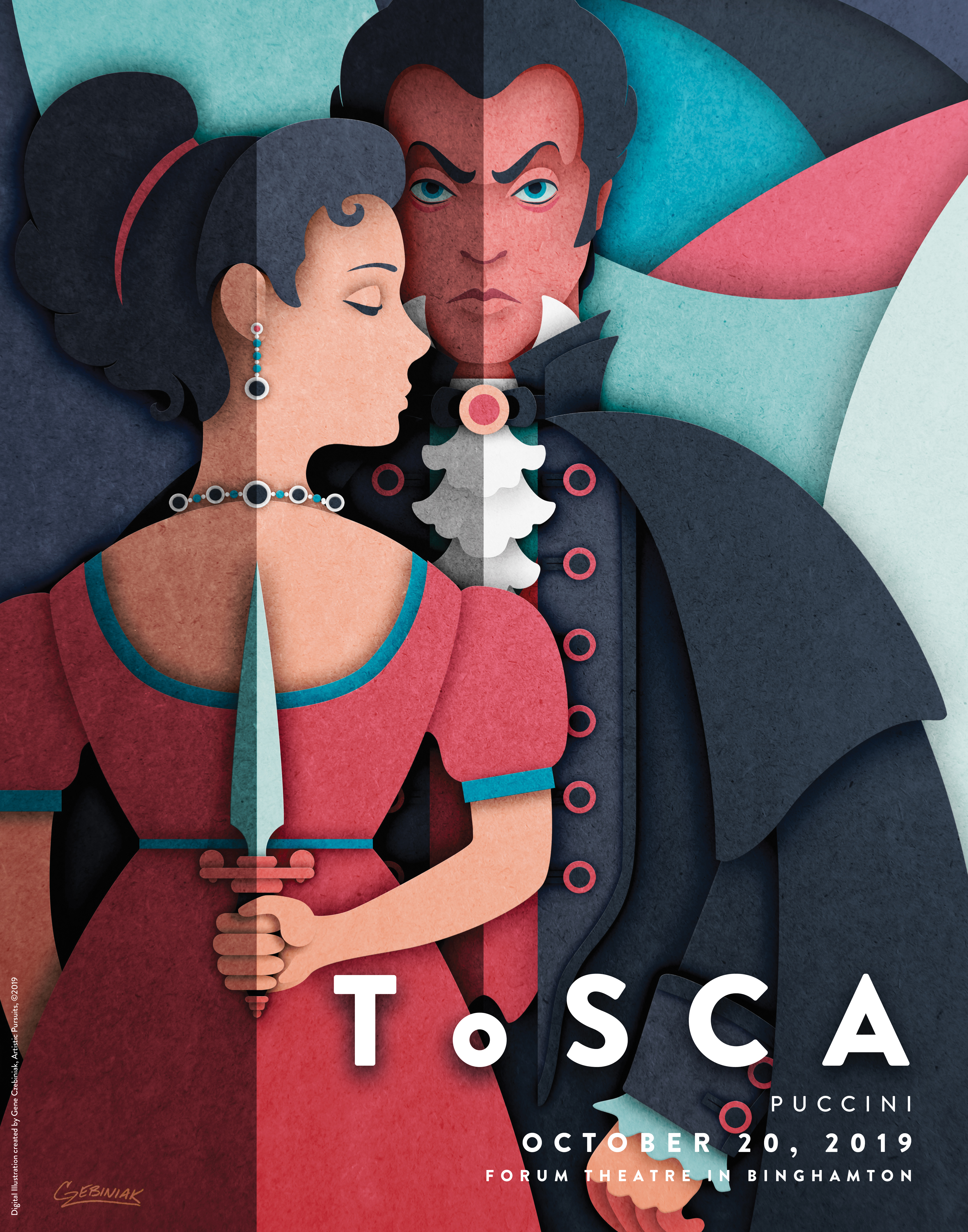 Tri Cities Opera Tosca