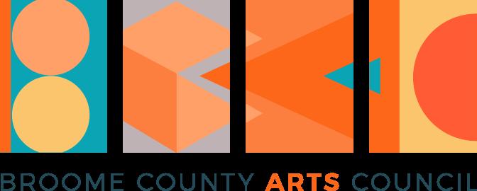 Broome County Arts Council Logo