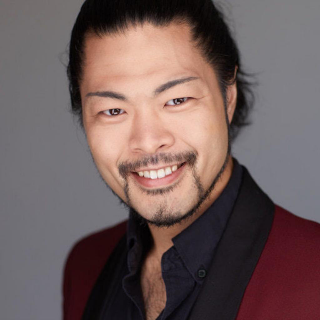 Hidenori Inoue Headshot